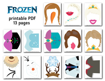 picture relating to Disney Princess Photo Booth Props Free Printable identified as Frozen Photograph Booth Props Disney Frozen Princess Occasion Photobooth Props 0182