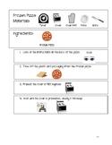 Frozen Pizza Visual Recipe