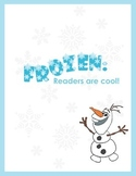 Frozen: Readers are Cool!