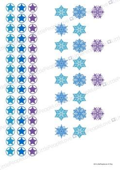 Frozen Reward Chart - Elsa
