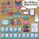 Frozen Snow Princess Photo Booth Props and Decorations - P
