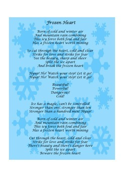 Frozen Songs