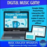 Frozen Symbols | BUNDLE | Digital Music Game