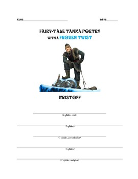 Frozen Tanka Poetry