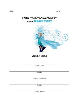 Frozen Tanka Poetry