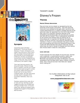 Frozen Teacher's Guide