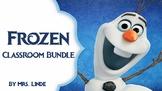 Frozen Themed Classroom Bundle