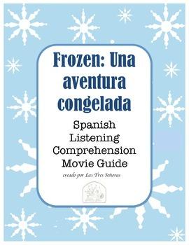 Frozen: Una aventura congelada Spanish Movie Guide