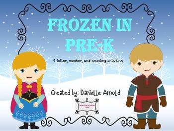 Frozen in Pre-K