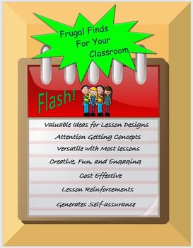 Frugal Finds for the Classroom