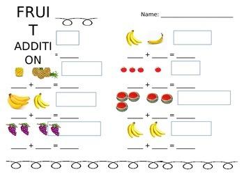 Fruit Addition