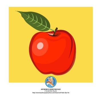 Fruit (Apple, Orange, Peach, Pear, Plum, Mulberry)