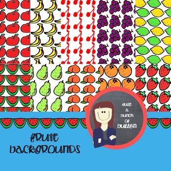 Fruit Backgrounds