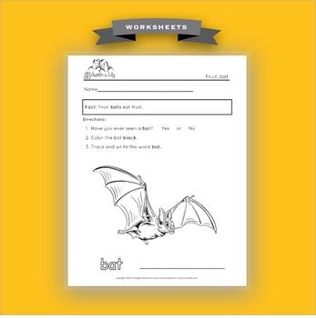 Fruit Bats Level 1