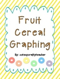 Fruit Cereal Graphing {Freebie}
