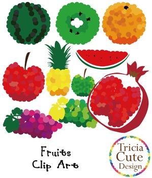 Fruits Clip Art