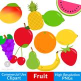 Fruit Clipart, Fruit Graphics, Healthy Foods Clipart, Pine