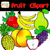 Fruit Clip Art {Mrs. Johnson's Alphabet Soup}