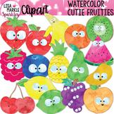 Fruit Clipart Watercolor
