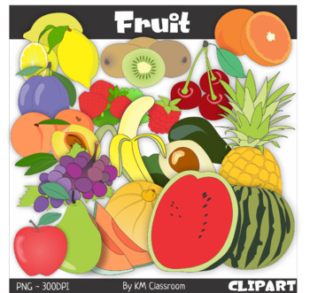 Fruit Cliparts