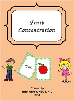 Fruit Concentration