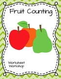 Fruit Counting