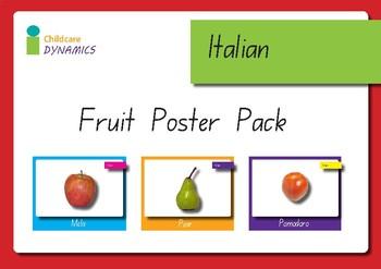 Fruit Displays- Italian