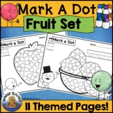 Fruit Dot Dauber Set