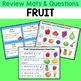 Fruit Emergent Reader
