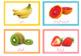 Fruit Flashcards in Arabic