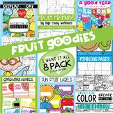Fruit Goodies Classroom Bundle