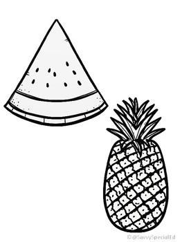 Fruit Graph 1