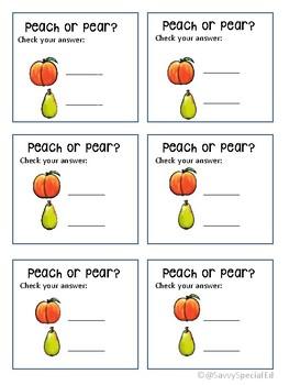 Fruit Graph 2