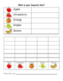 Fruit Graph/Tally