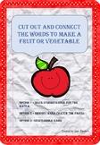 Fruit Jumble Word Game