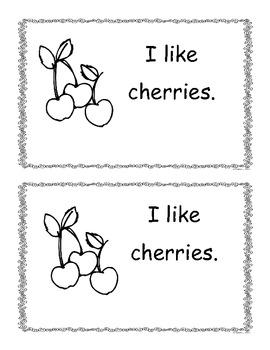 Fruit Little Reader