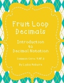 Fruit Loop Decimals