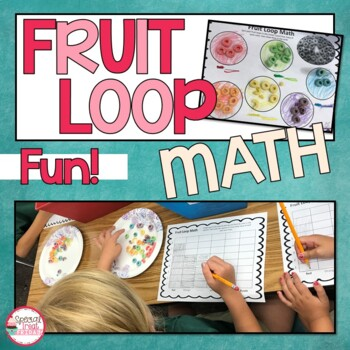Back to School Math Assessment with Fruit Loops