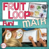 Fruit Loop Math | Hands-On Graphing Activities | End of th