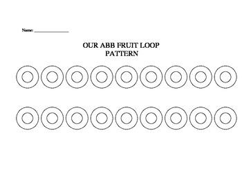 Fruit Loop Pattern
