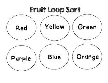 Fruit Loop Sort