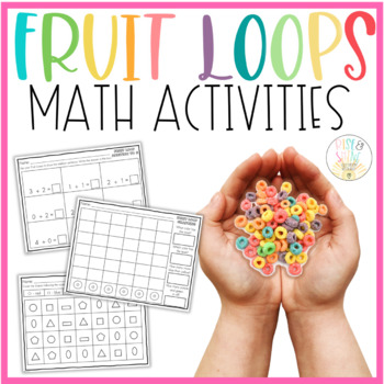 Fruit Loop Sorting & Graphing