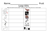 Fruit Loop oo words