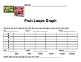 Fruit Loops Graph: Sorting, Color Recognition, Counting