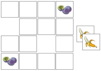 Fruit Match-Up and Memory