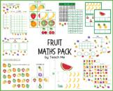 Fruit Maths Pack
