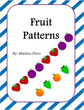 Fruit Pattern Fun!