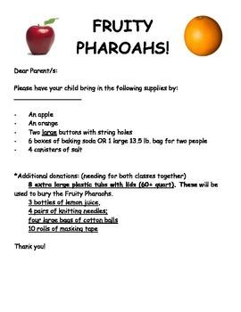 Fruit Pharaoh