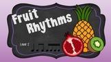 Fruit Rhythms Level 2 (Second/Third Grade)