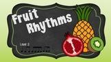 Fruit Rhythms Level 3 (Third/Fourth Grade)